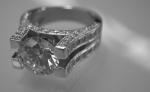 Platinum Ring T