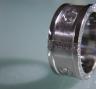Platinum Ring Q