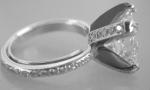 Platinum Ring X